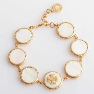 Tory Burch Multi Stone Bracelet